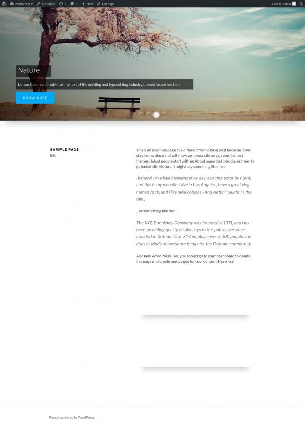 wordpress-full-width-slider-responsive-desktop-view